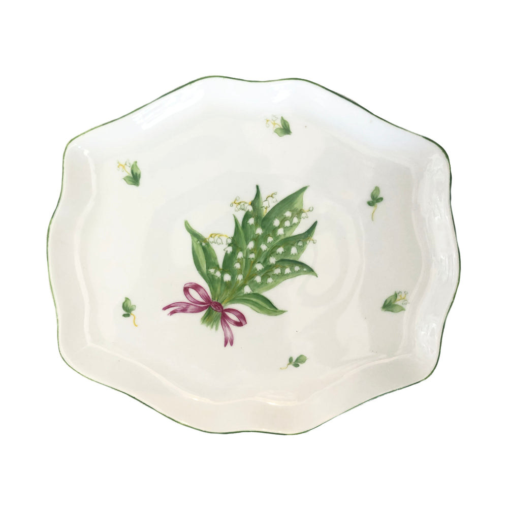 Lily of the Valley Large Tray