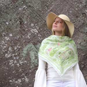 Savannah Silk Scarf