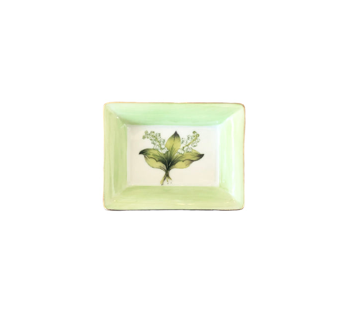 Lily of the Valley Tray - Small