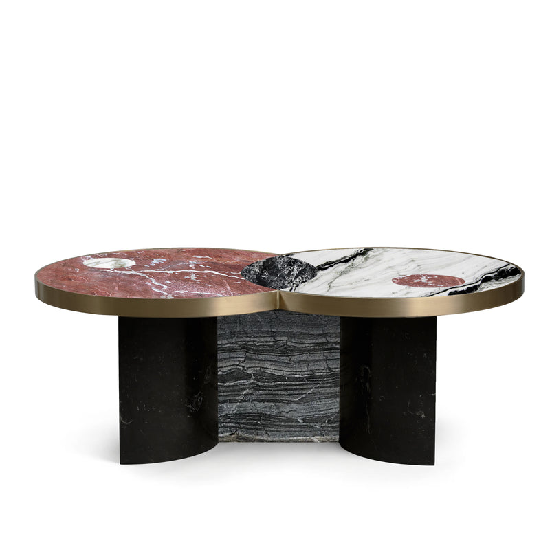 SUN AND MOON COFFEE TABLE - DUNE