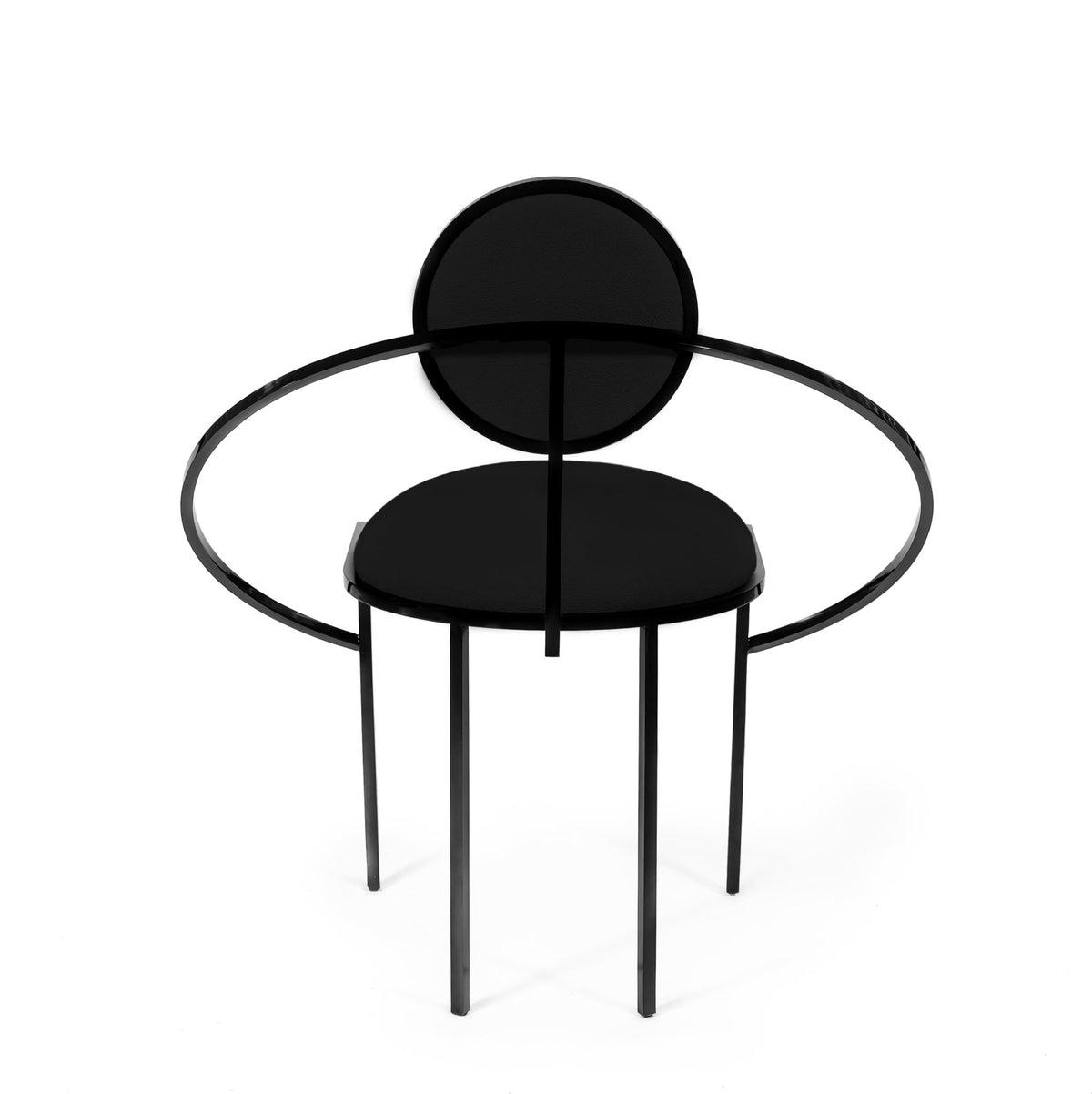 ORBIT CHAIR - BLACK
