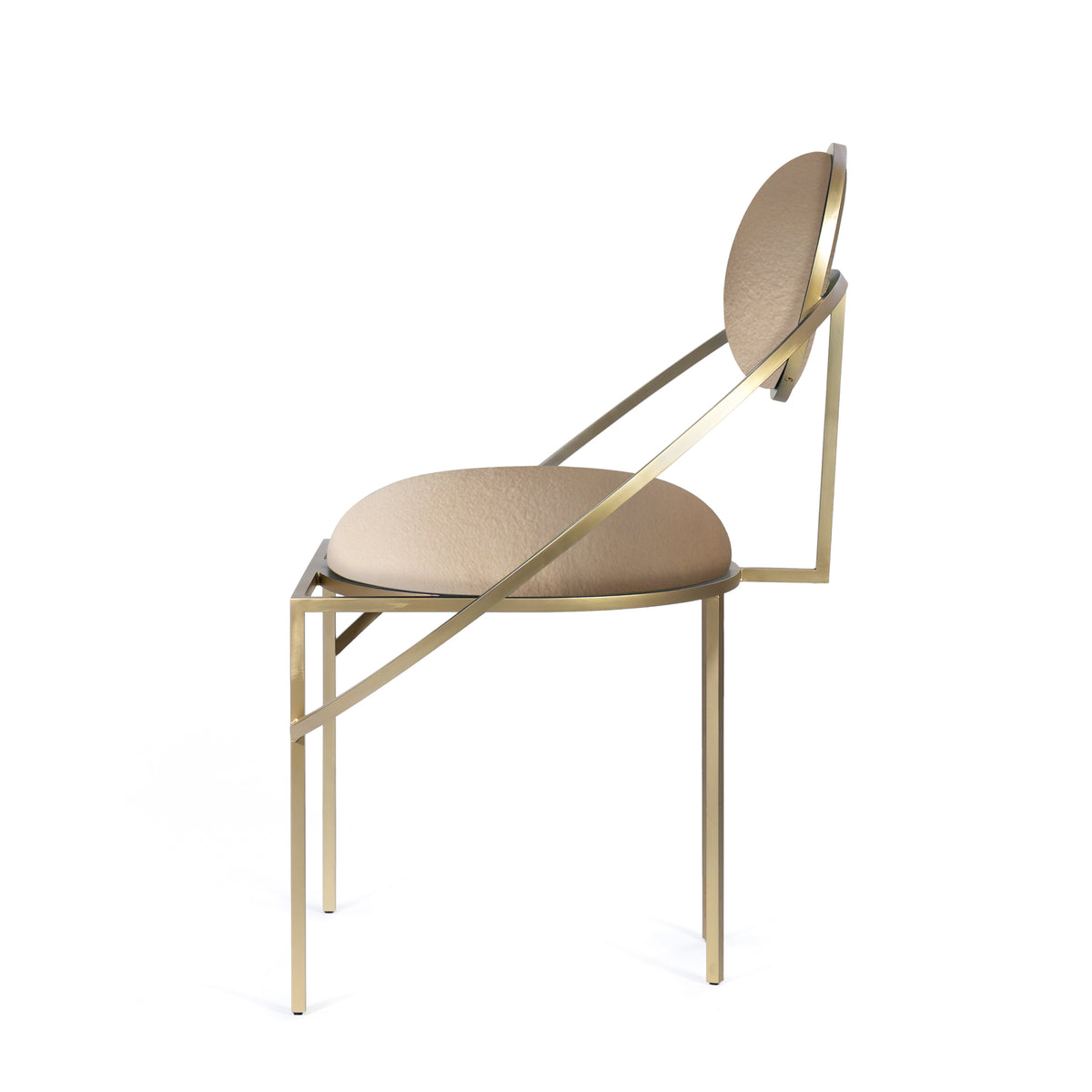 ORBIT CHAIR - CREAM