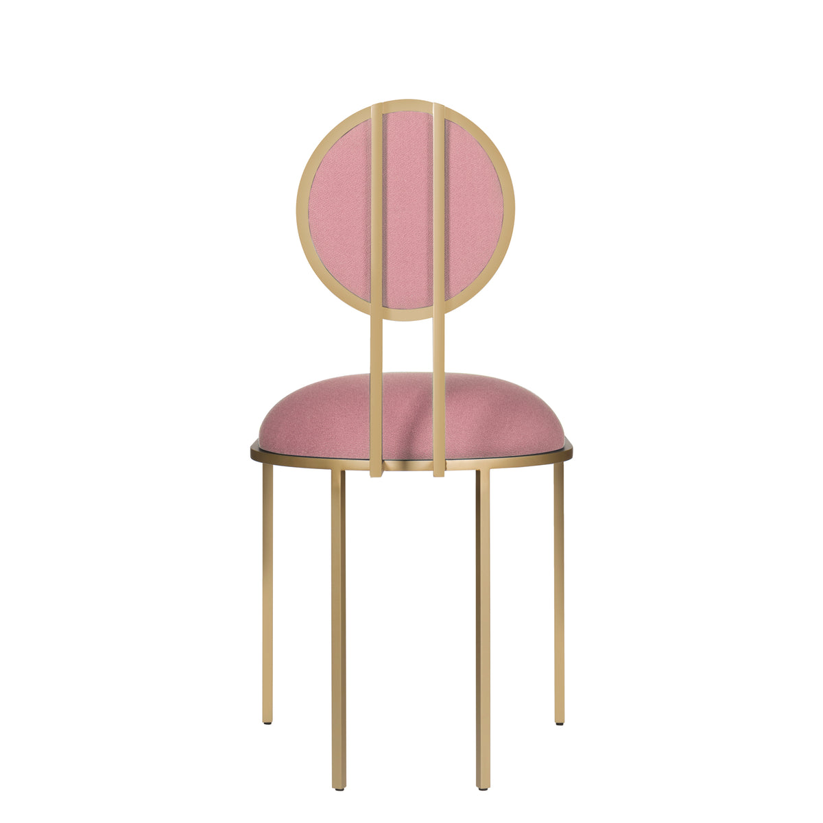 ORBIT DINING CHAIR - PINK