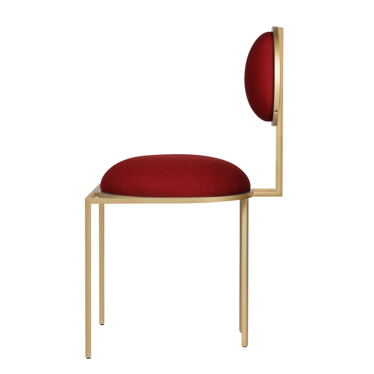 ORBIT DINING CHAIR - RED