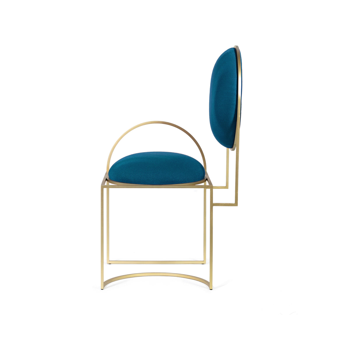 SOLAR CHAIR - PETROL BLUE