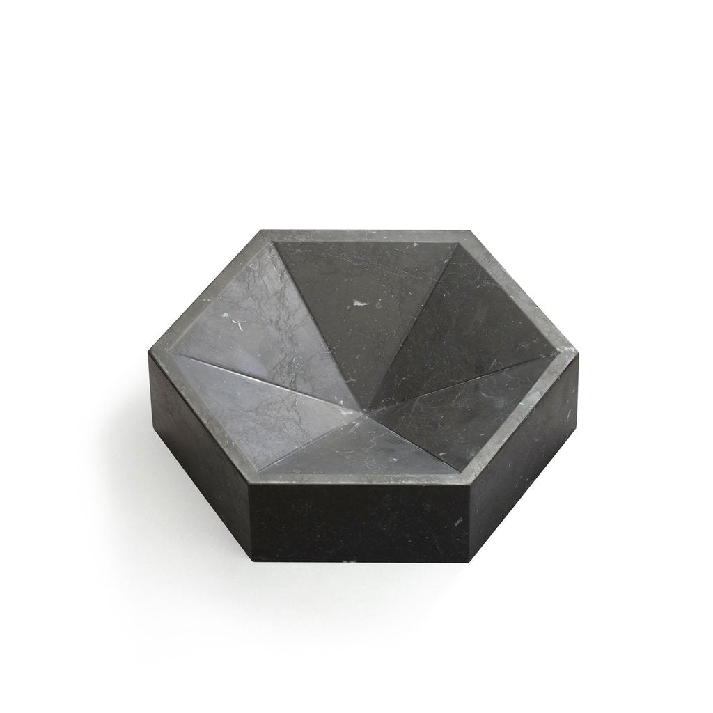 CONSTELLATION BOWL SMALL - NERO MARQUINA