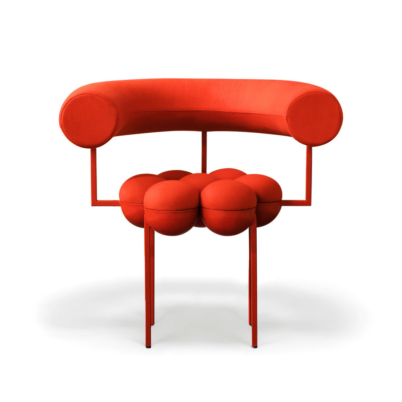 SATURN CHAIR - RED
