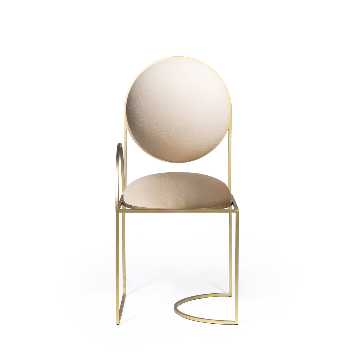 SOLAR CHAIR - CREAM