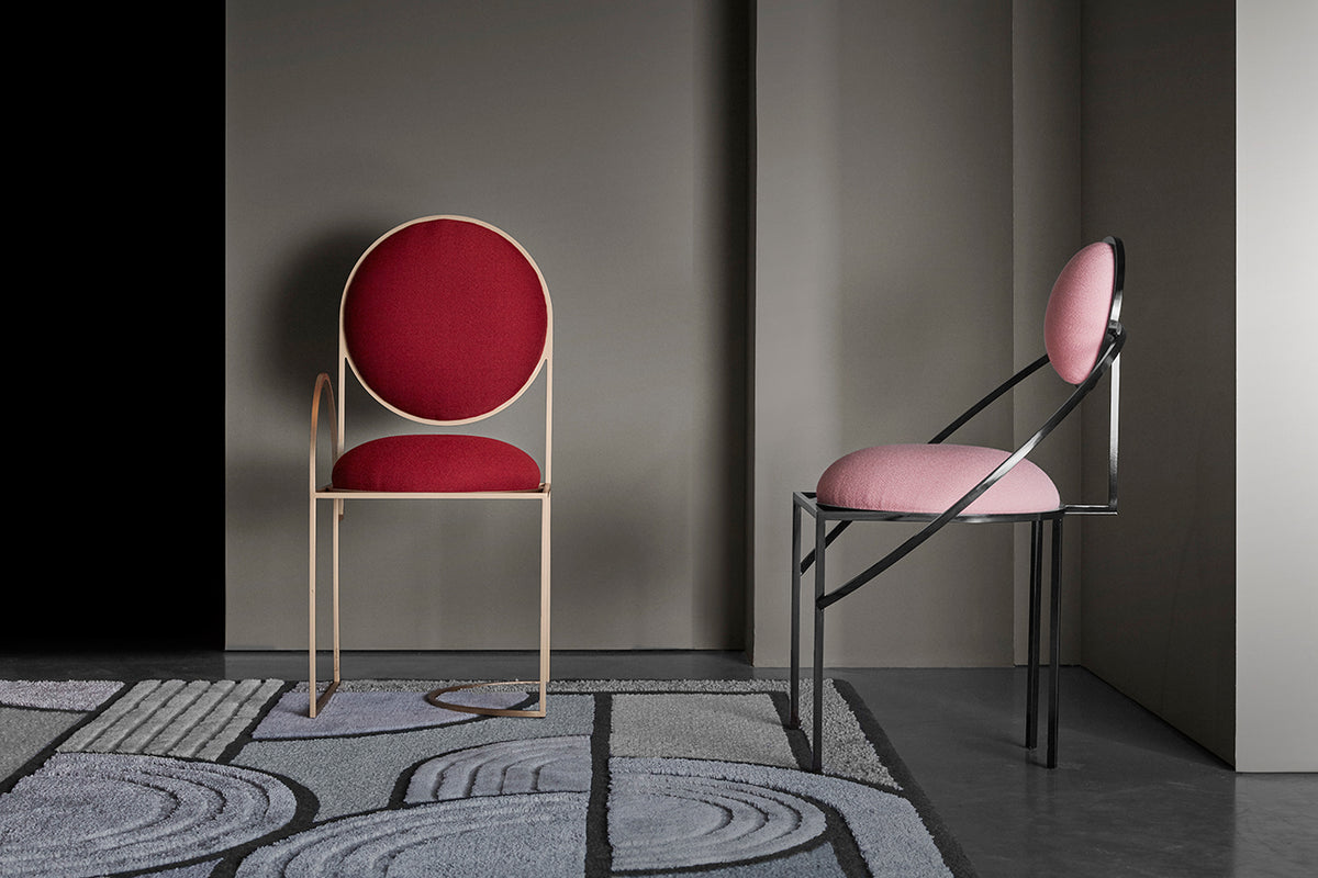 ORBIT CHAIR - PINK