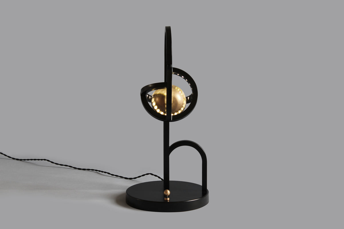 PLANETARIA TABLE LIGHT - BLACK