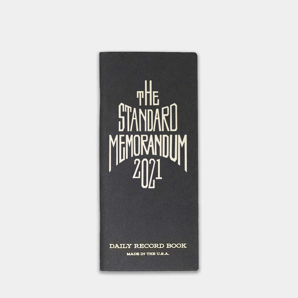 Word. Notebooks 2021 Standard Memorandum Notebook