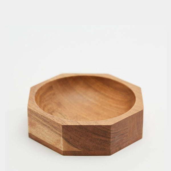 Acacia Wood Valet Bowl