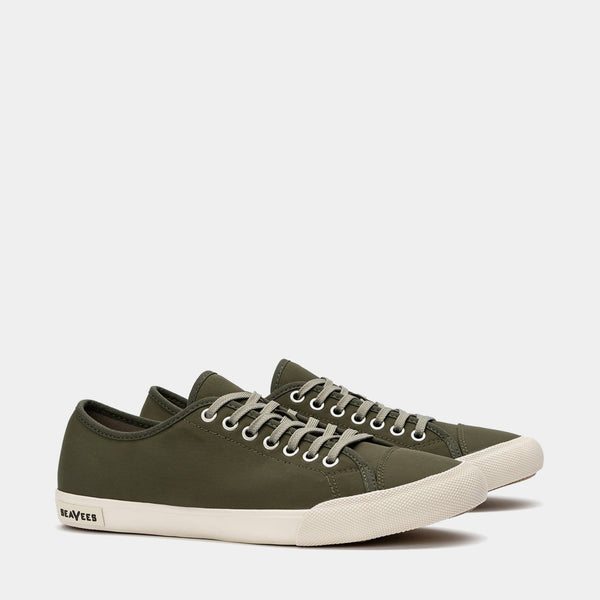 SeaVees Army Issue Sneaker Standard - Olive