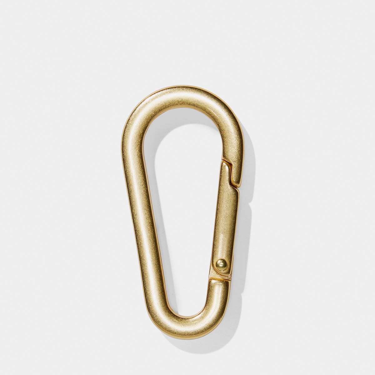 Todder Solid Brass Carabiner