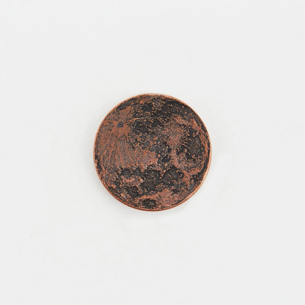Blood Moon Copper Coin