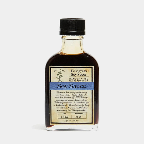 Blue Grass Barrel Aged Soy Sauce