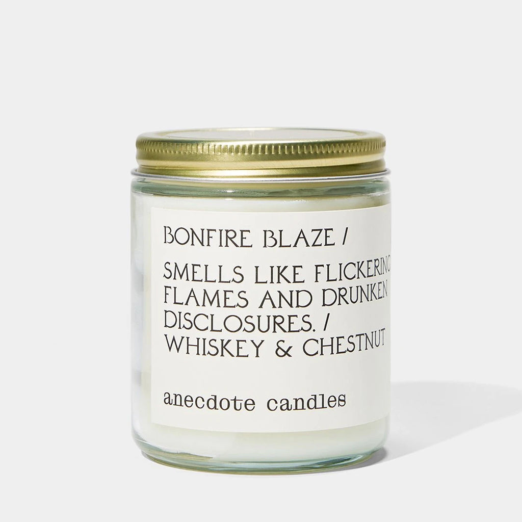 Bonfire Blaze Candle