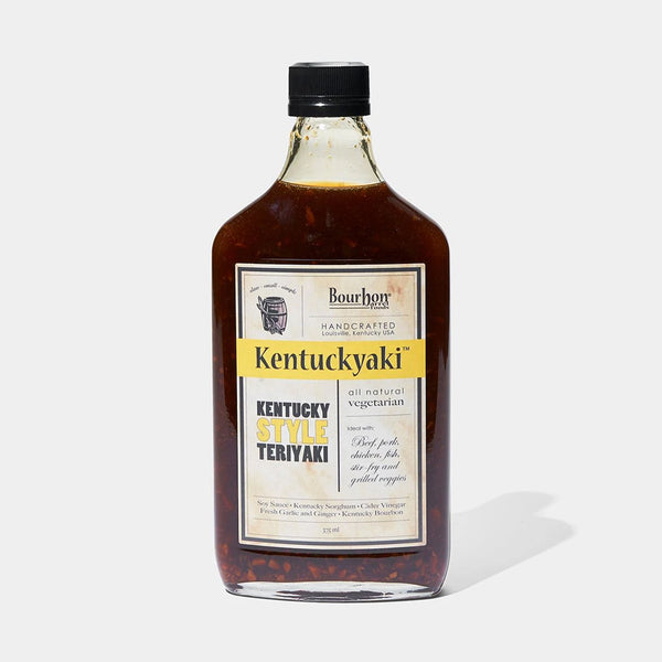 Bourbon Barrel Kentukyaki Sauce