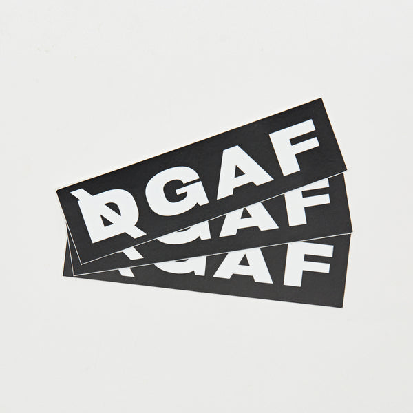 DxGAF DxGAF Stickers