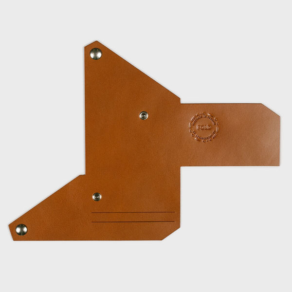 Folder Wallet Cognac - Cool Material