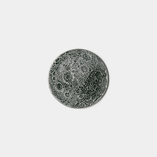 Shire Post Mint Full Moon Silver Coin