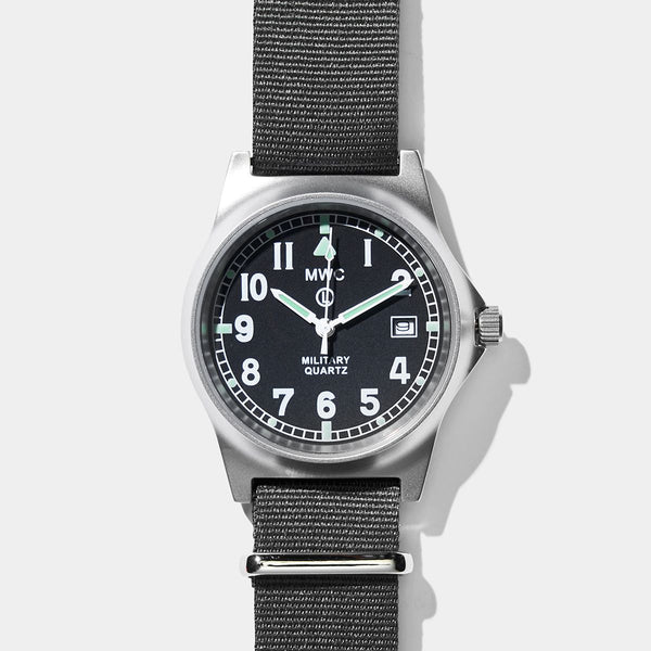 MWC G10 Military Watch - Black