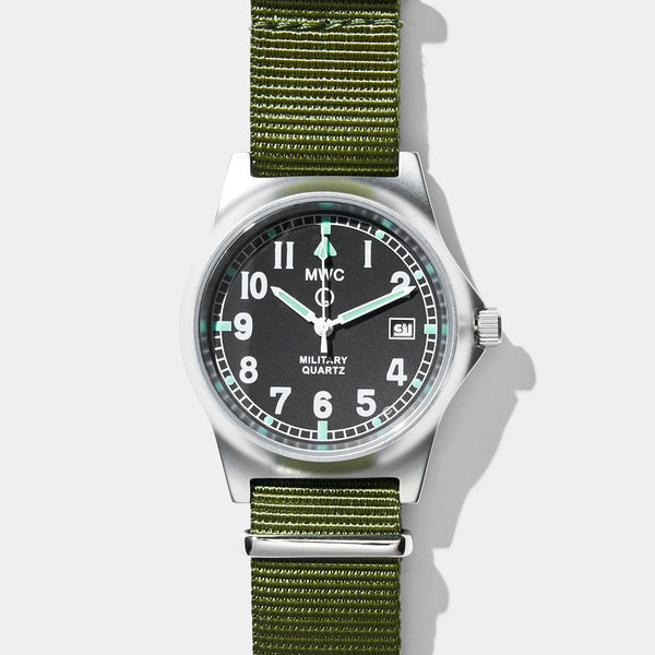 MWC G10 Military Watch - Olive