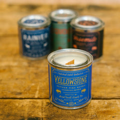 Yellowstone Park Candle - Cool Material