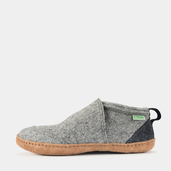 Kyrgies Tengries House Shoes - Gray