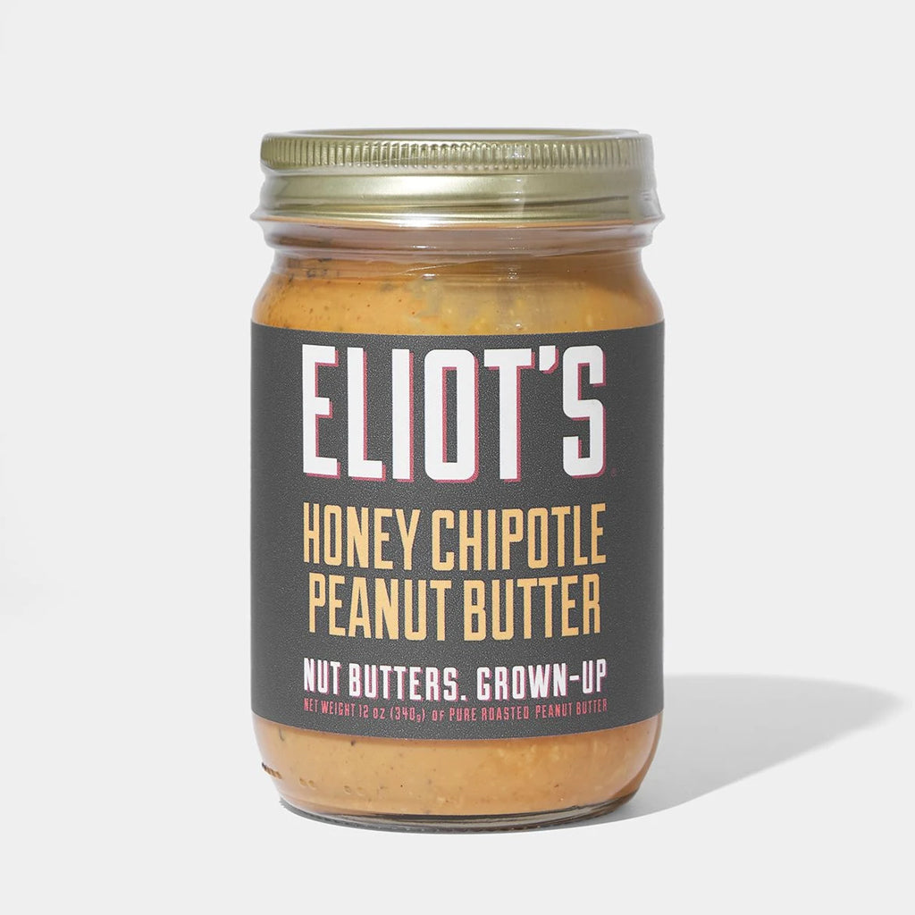 Honey Chipotle Peanut Butter