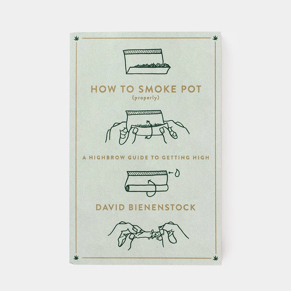 Penguin Random House How to Smoke Pot (Properly)