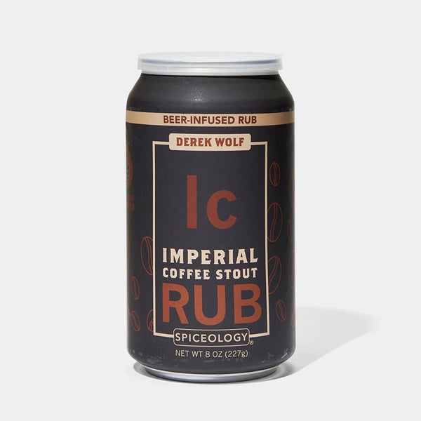 Imperial Coffee Stout Rub