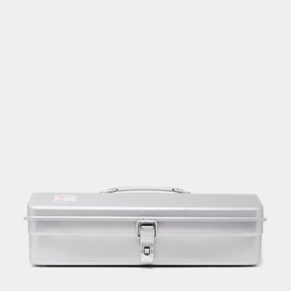 TOYO Japanese Tool Box Camber Top Silver