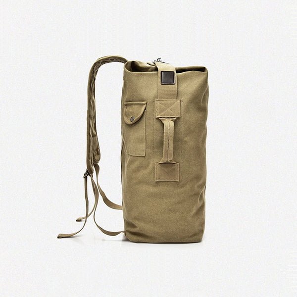 Kissyenia Canvas Travel Duffle Bag - Cool Material