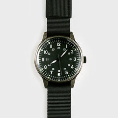 MWC Classic Retro Military Watch 12/24 hour dial - <span class='Widget_Products-get_products-price'>$76.00</span>