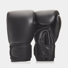 Black Leather Boxing Gloves - <span class='Widget_Products-get_products-price'>$93.75</span>