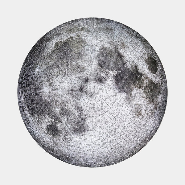 Four Point Puzzles Moon Puzzle