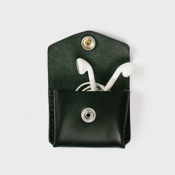 No. 424 Coin/Headphone Pouch - Cool Material