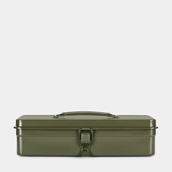 TOYO Olive Green Japanese Tool Box