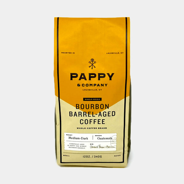 Pappy & co. Pappy Van Winkle Barrel Aged Coffee
