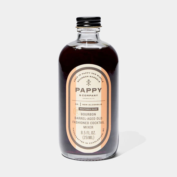 Pappy & co. Pappy Van Winkle Bourbon Barrel-Aged Old Fashioned Mix