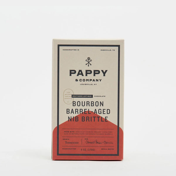 Pappy & co. Pappy Van Winkle Bourbon Nib Brittle
