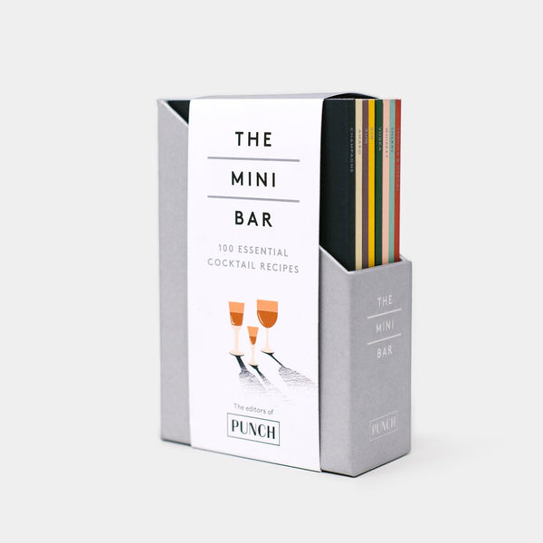 The Mini Bar: 100 Essential Cocktail Recipes - Cool Material
