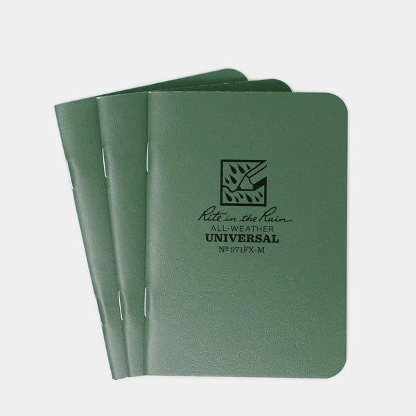 Rite in the Rain Notebooks 3-pack