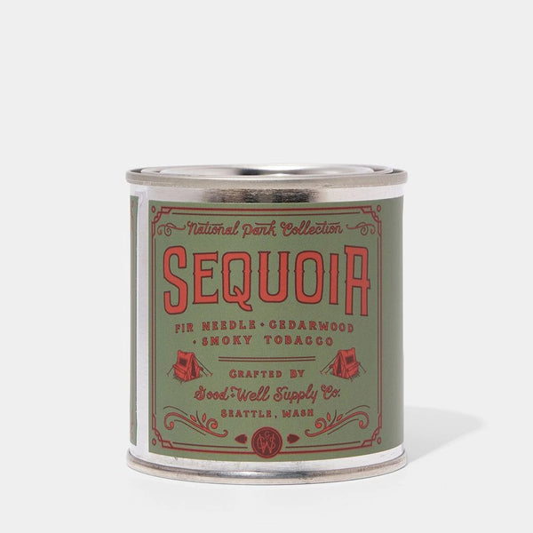 Sequoia Park Candle