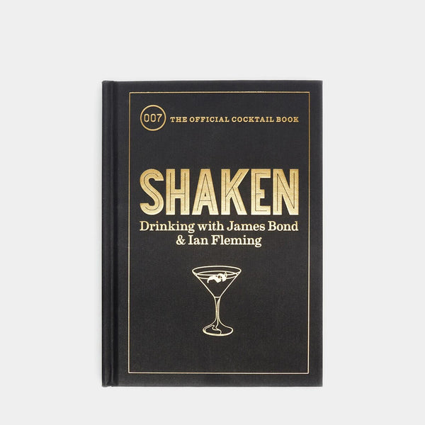 Harper Collins Shaken: Drinking With James Bond and Ian Flemming
