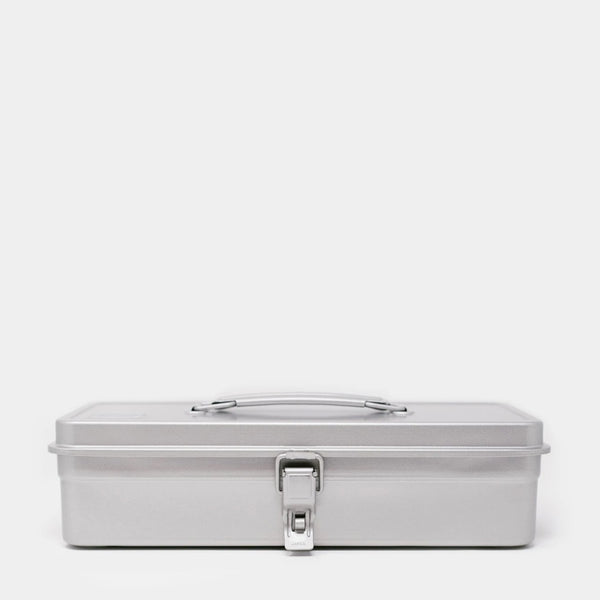 Silver Japanese Tool Box