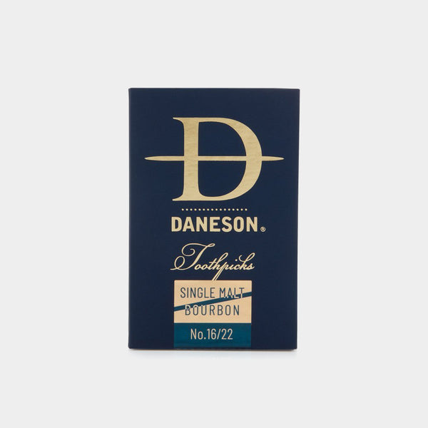 Daneson Single Malt & Bourbon Soaked Toothpicks