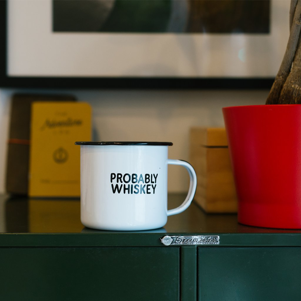 Probably Whiskey Mug - Cool Material