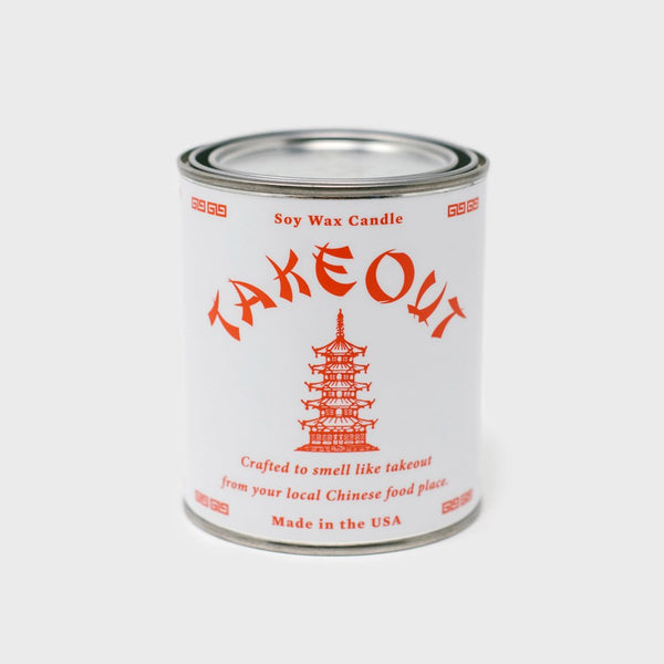 Takeout Candle - Cool Material